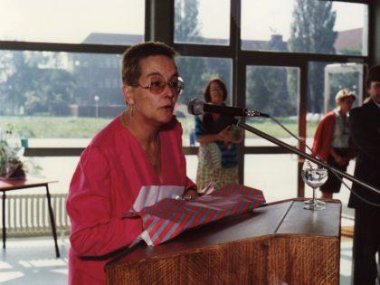 In memoriam: Ria Van Echelpoel