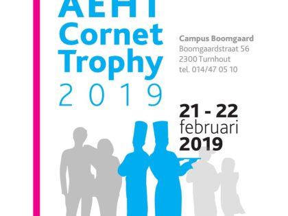 AEHT CORNET TROPHY 2019: resultaten